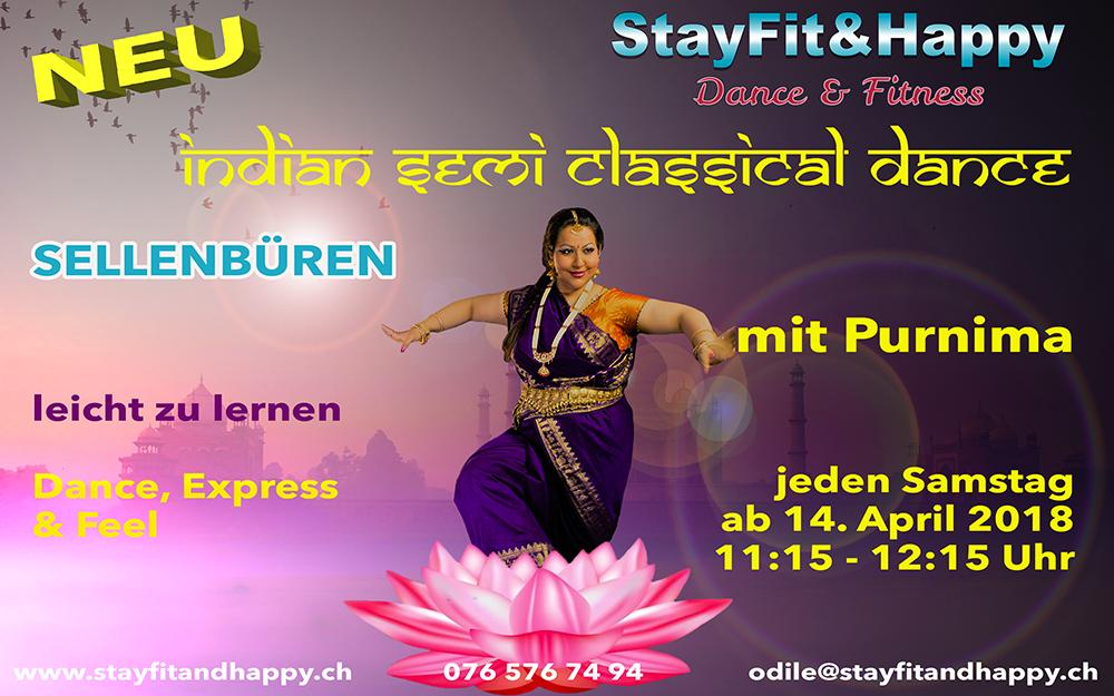 Neu Indian Semi-Classical Dance