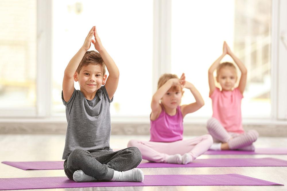 Samara Kinder Yoga